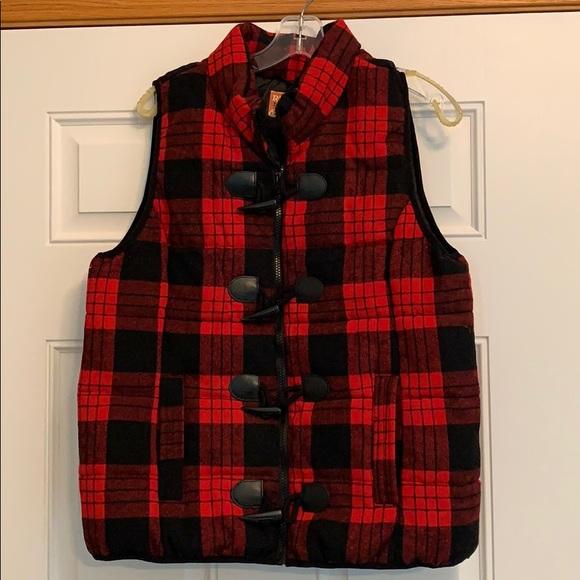 Ruff Hewn Jackets & Blazers - Puffy vest